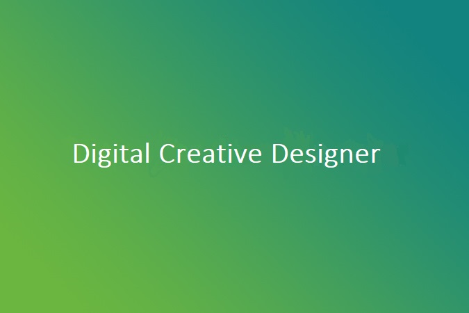 Digital Creative Designer